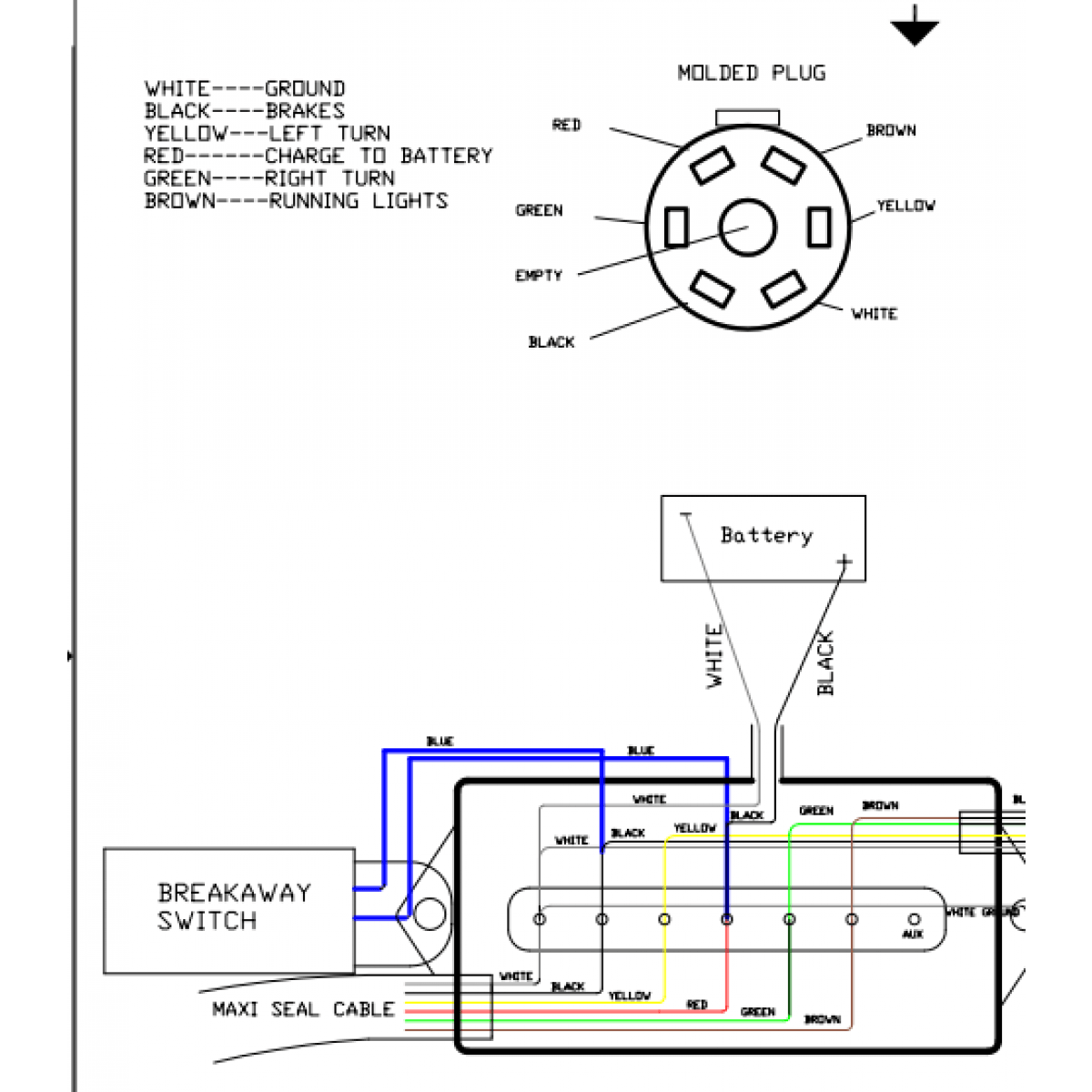 Bargman Wiring Harness