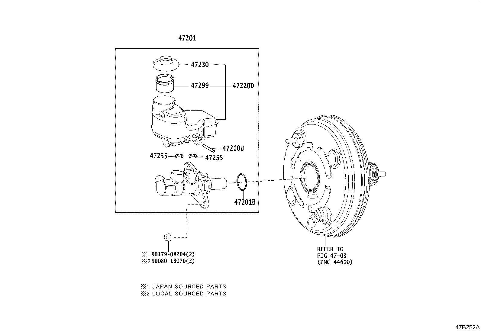 Lexus Es 350 Brake Master Cylinder Reservoir Cap
