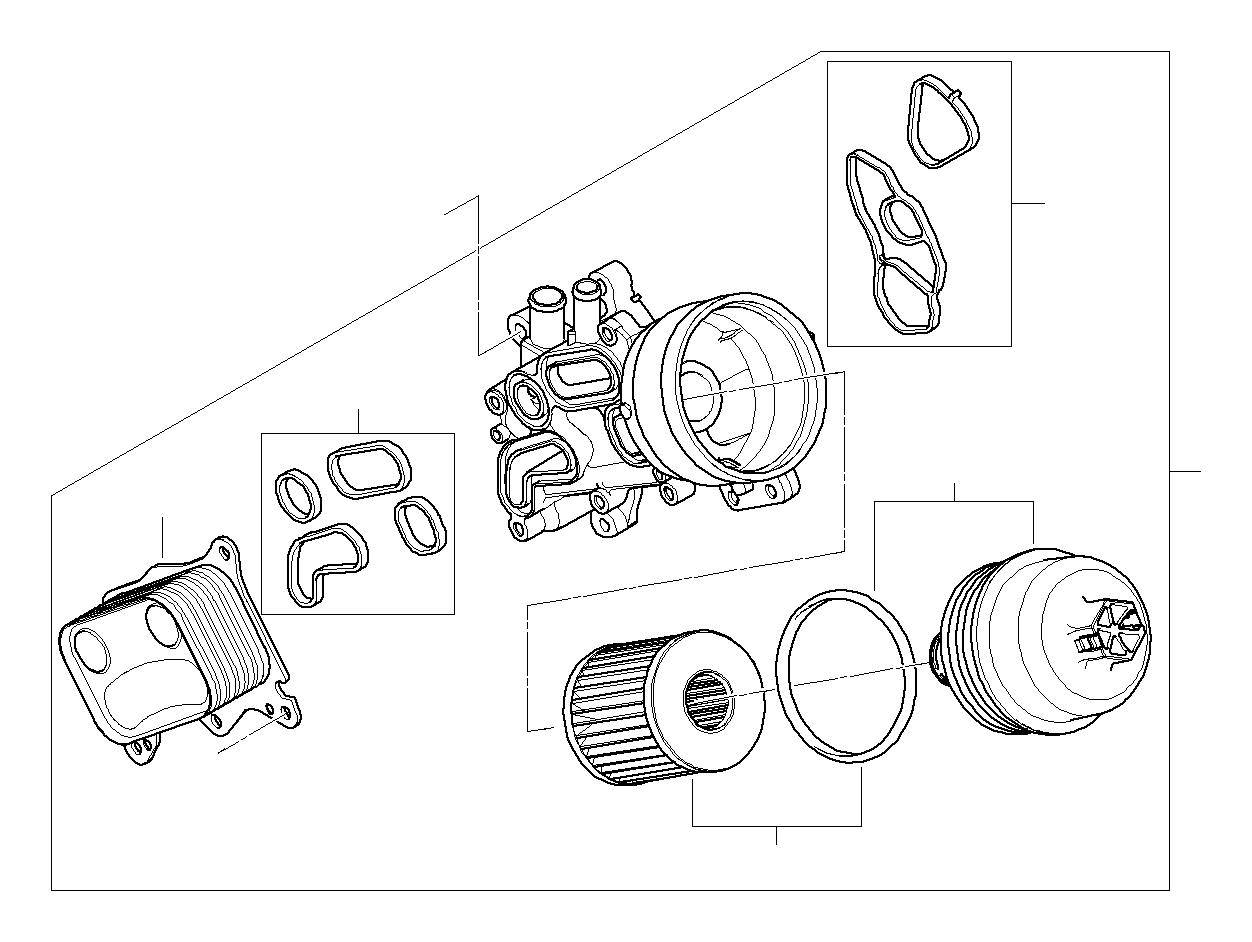 Mini Cooper Gasket Set Works Convertible John