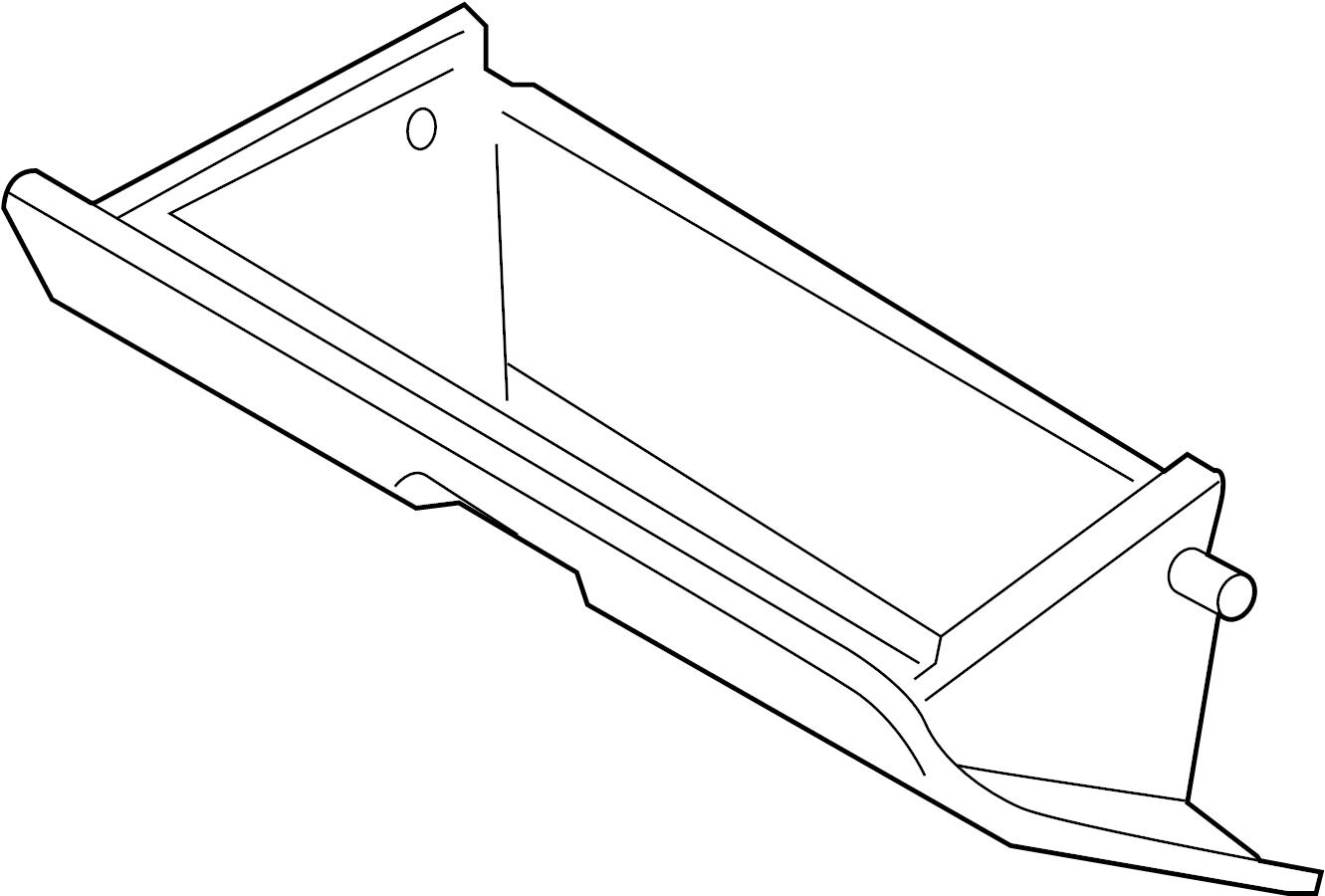 Infiniti G35 Glove Box Other