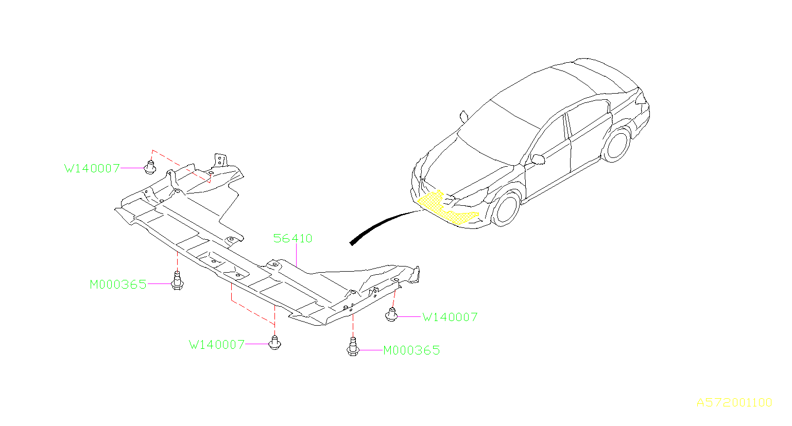 Outback Exhaust Diagram On This Part On A Diagram Subaru Outback