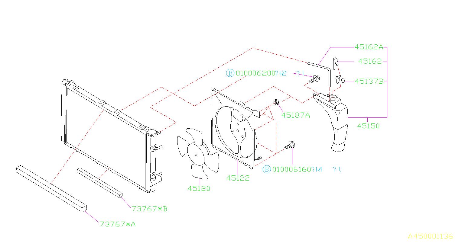 Diagram Of Subaru Engine