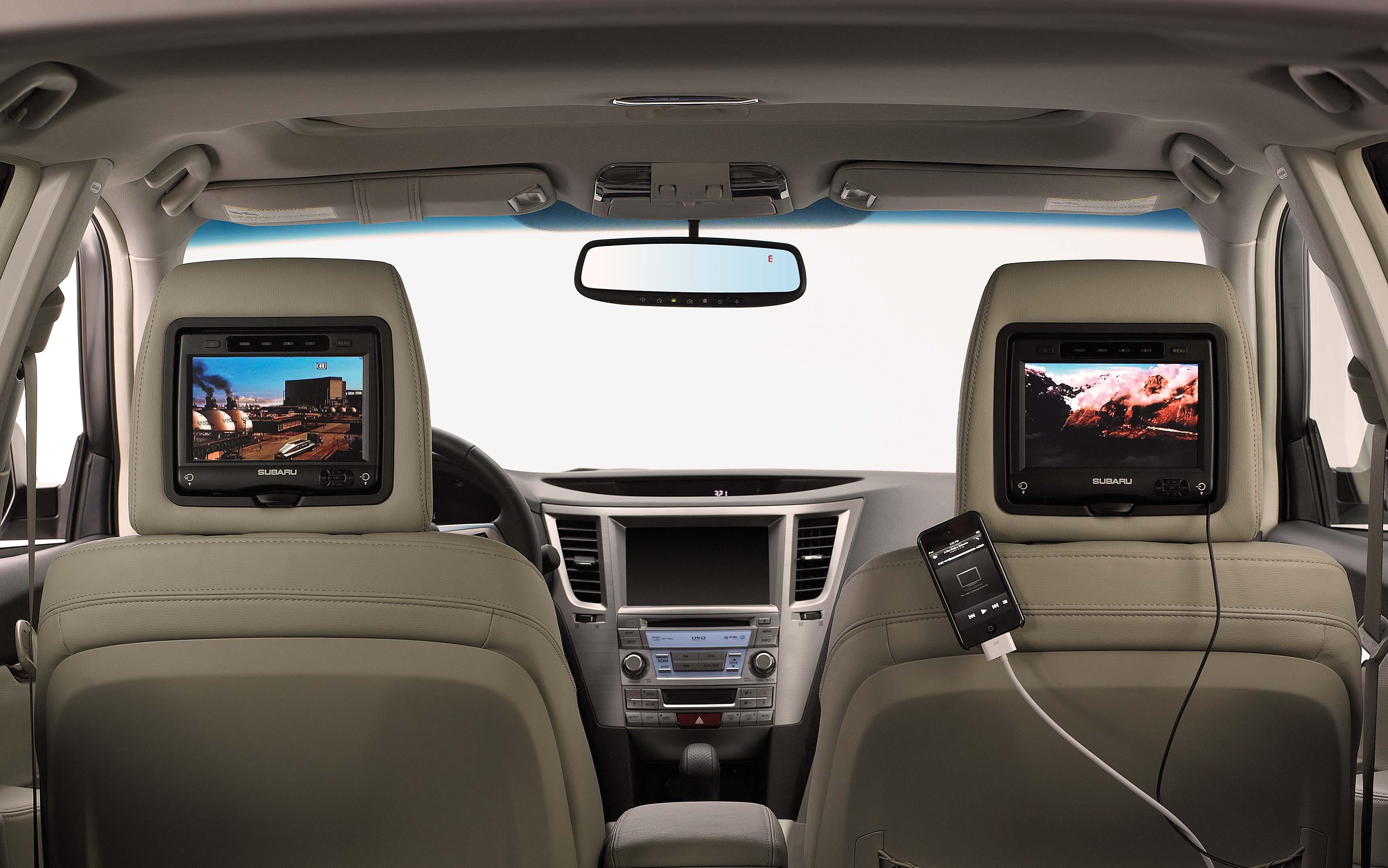 Shop Genuine 2014 Subaru Outback Accessories Subaru Of
