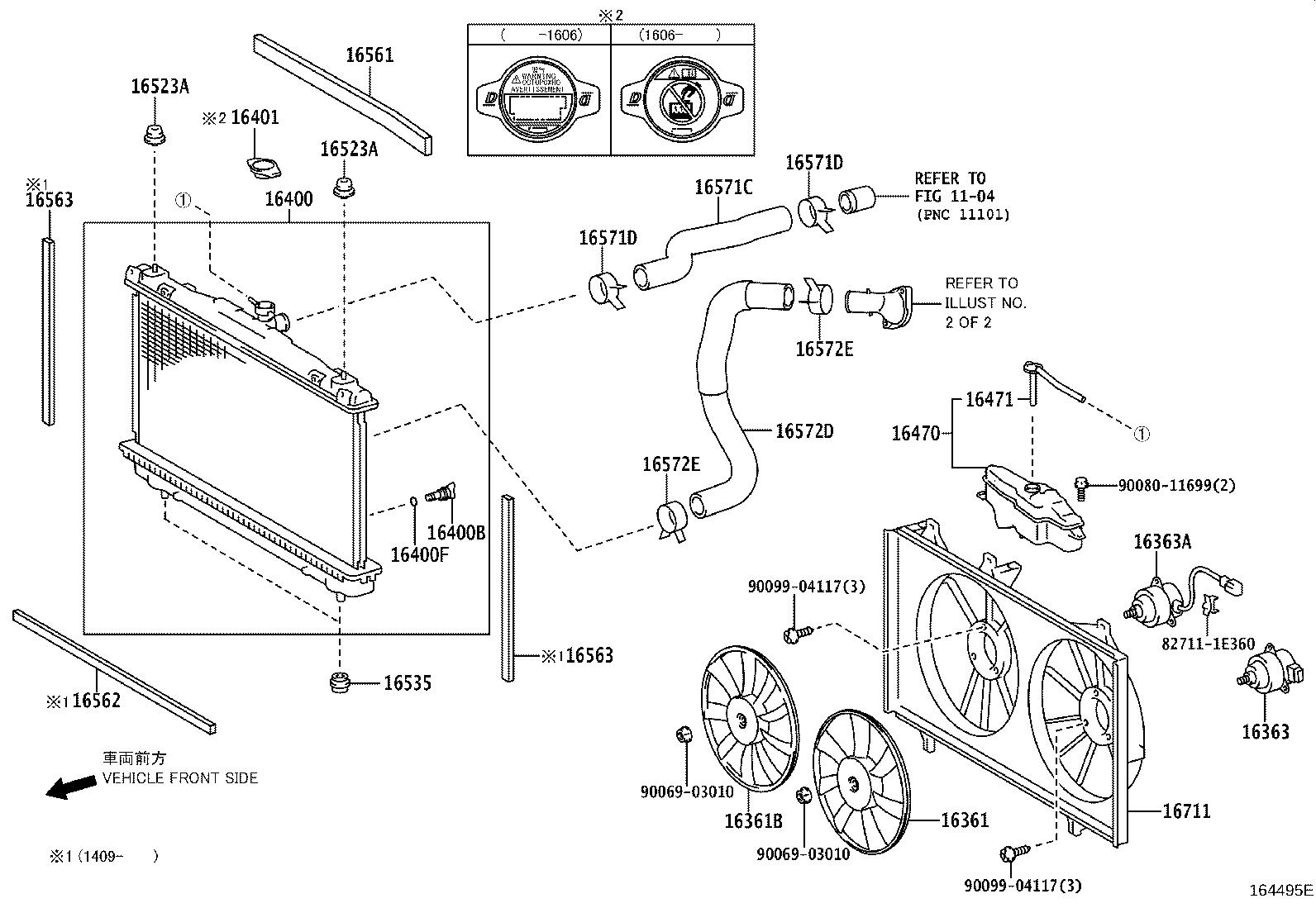 26 Toyota Camry Parts Diagram