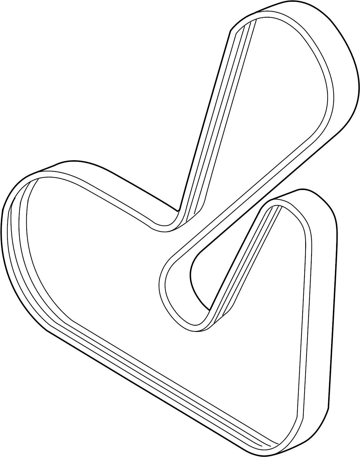 chevrolet belt