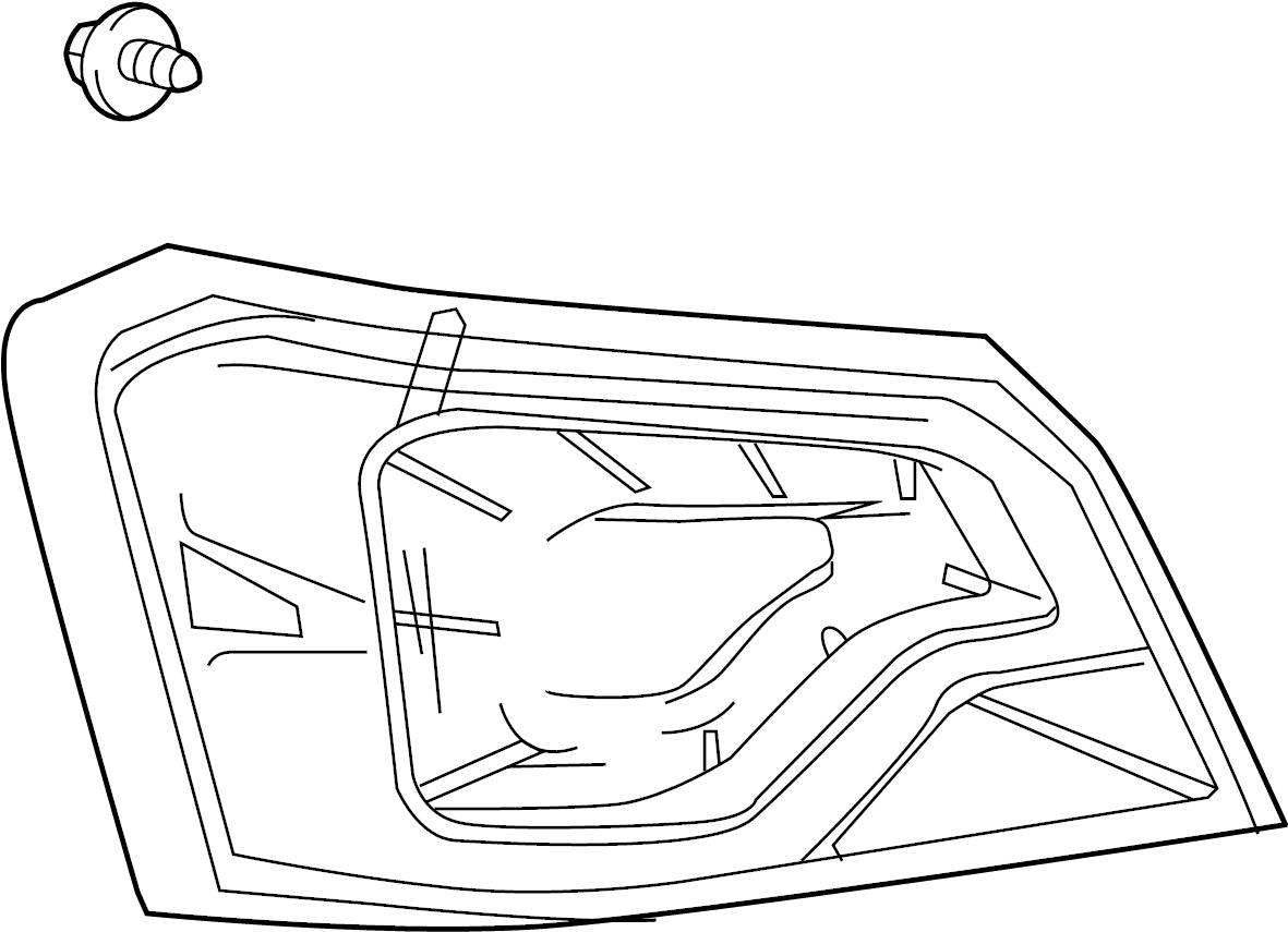 Chevrolet Impala Lamp Motors General
