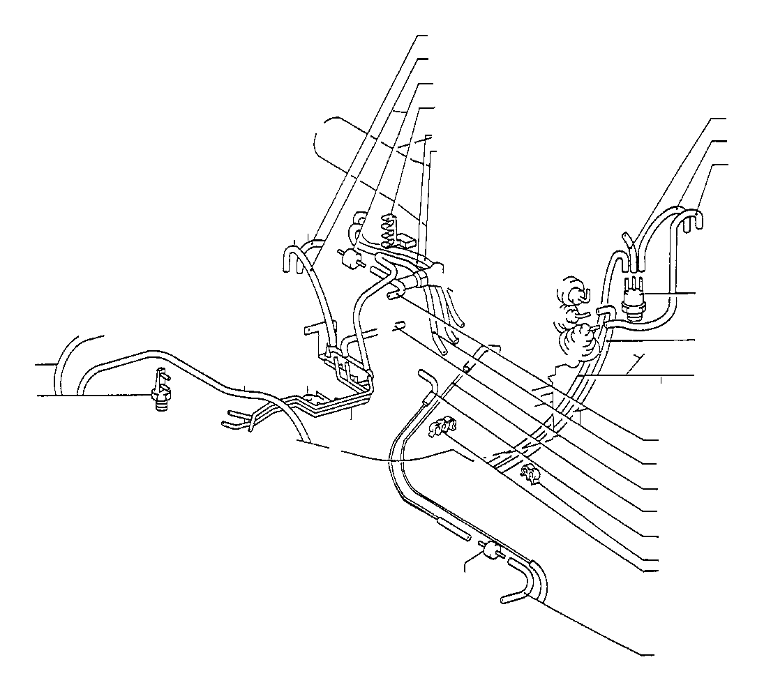 Toyota Camry Plug For Transfer Vacuum For Union
