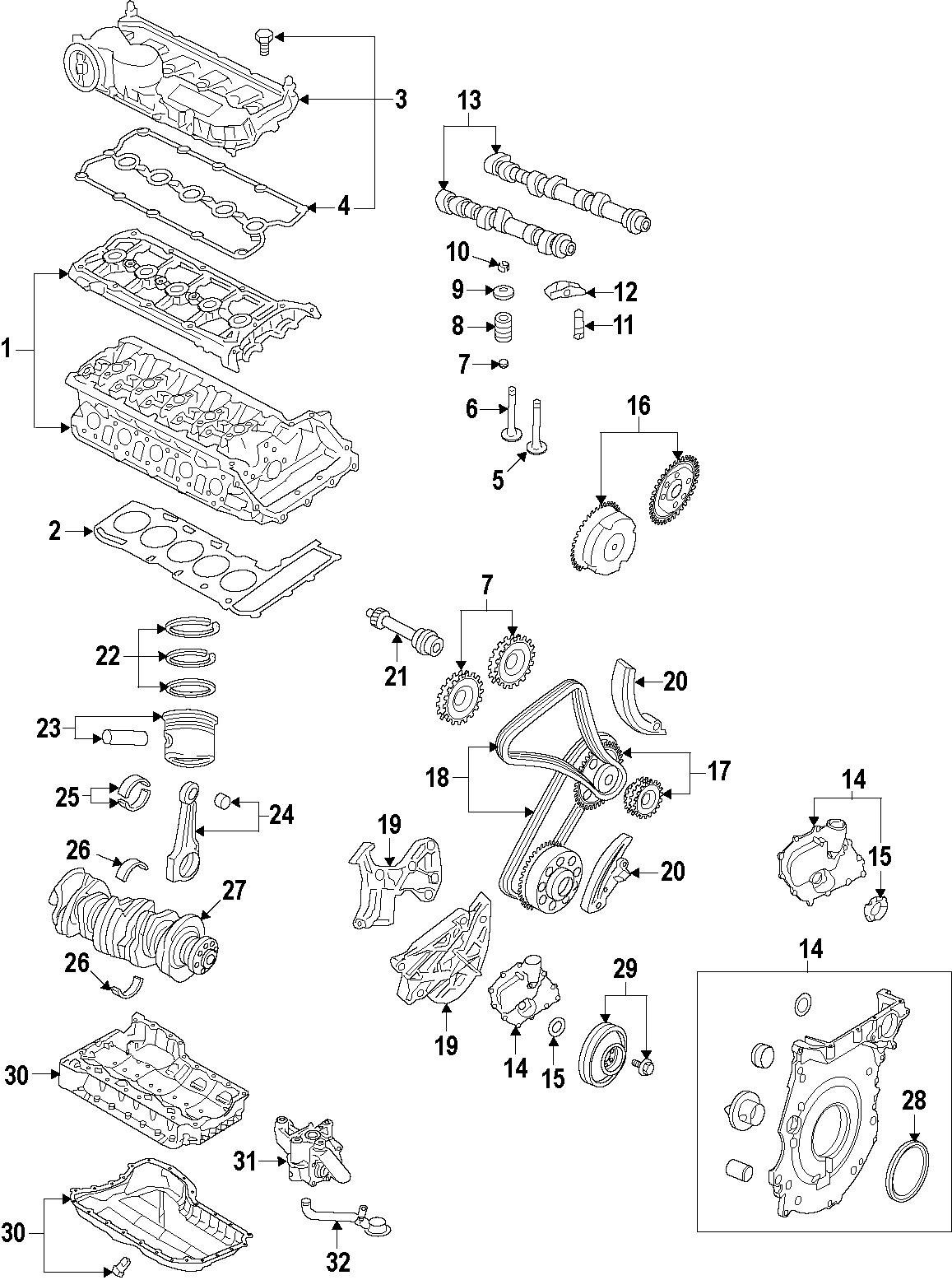 1600cc Vw Engine Heads | Wiring Diagram Database