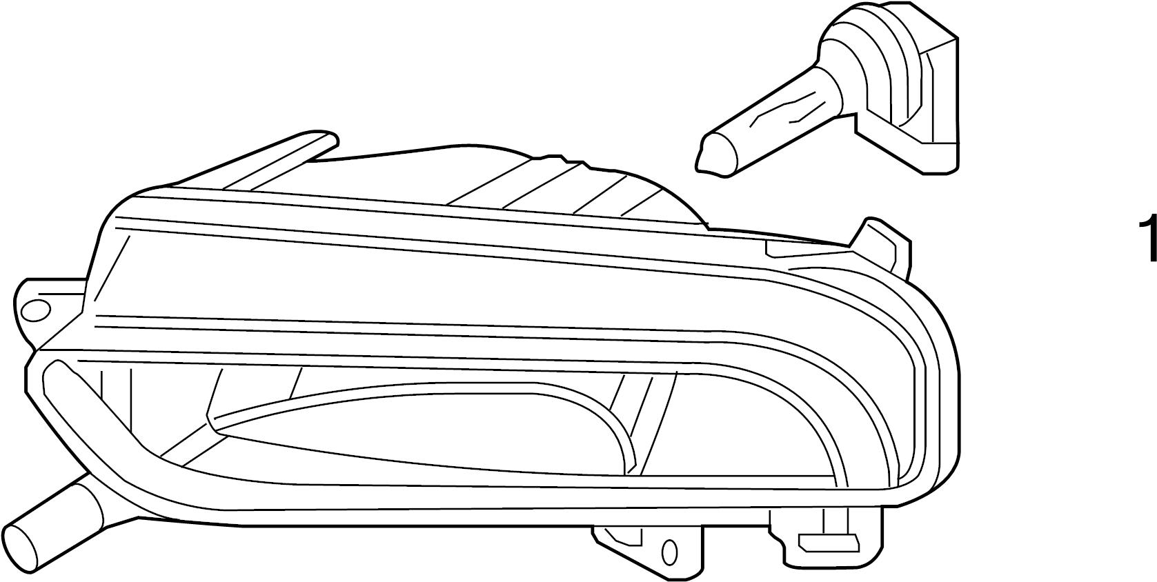 Volkswagen Jetta Gli Bulb Beam
