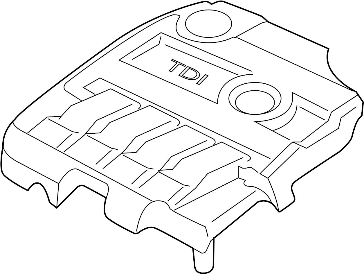 Volkswagen Jetta Tdi Cup Edition Sedan 2 0l Tdi