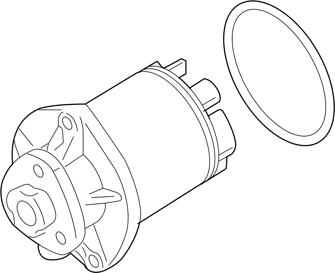 Volkswagen Beetle S Hatchback 2 5l 5 Cylinder M T