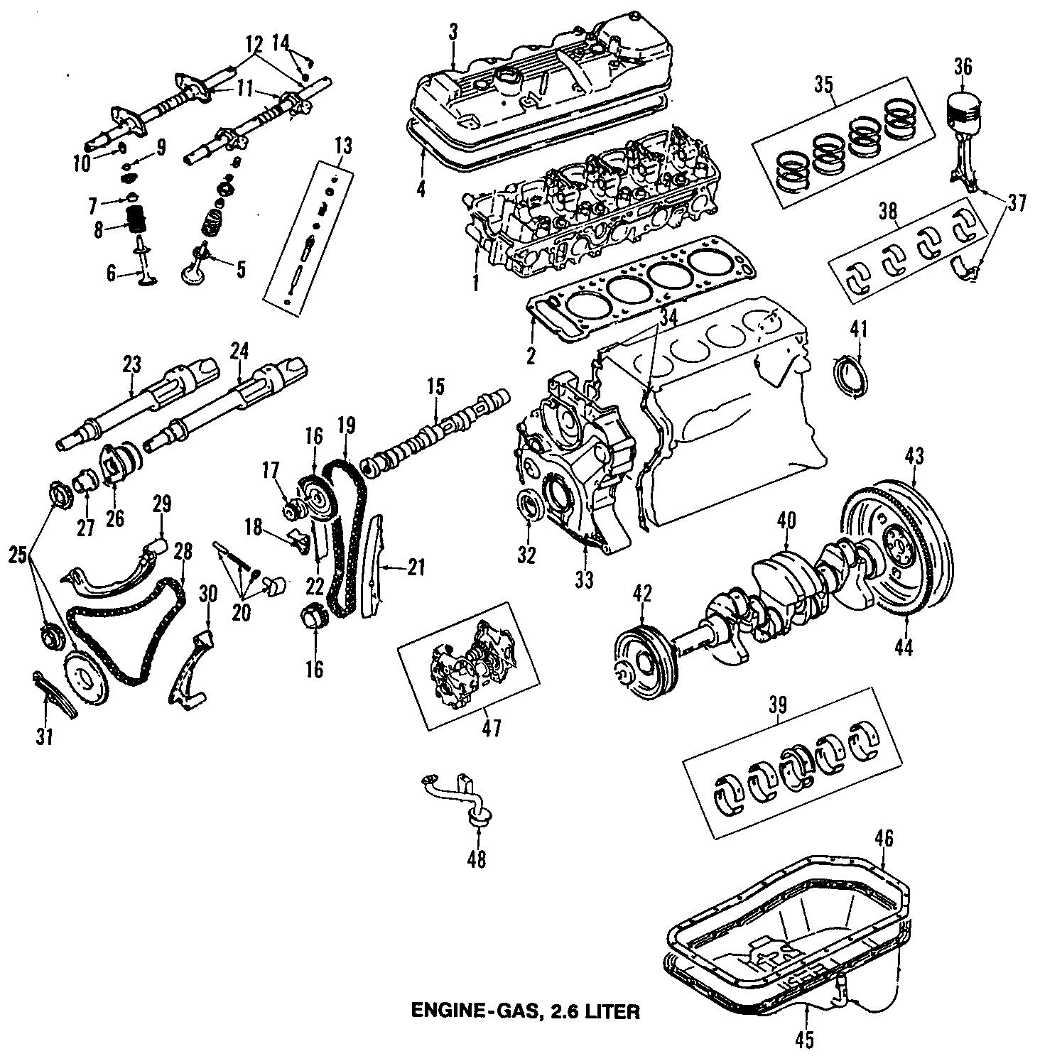 Mazda Mpv Engine Timing Chain Guide