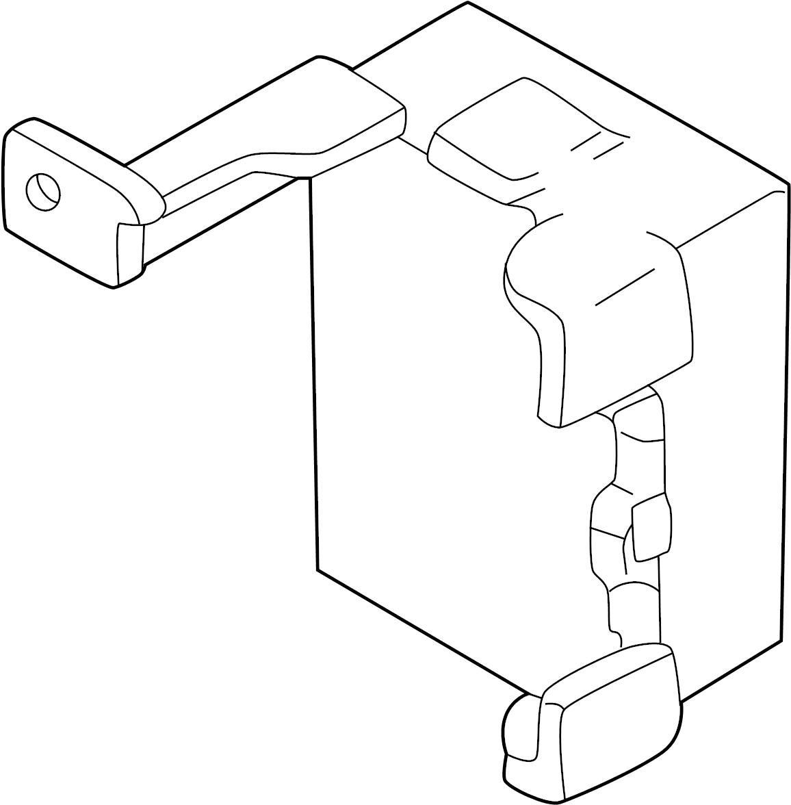 Mazda Miata Fuse Box Instrument Panel Fuse Box