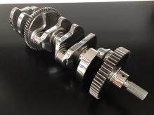 BV shaft and gears 2-17