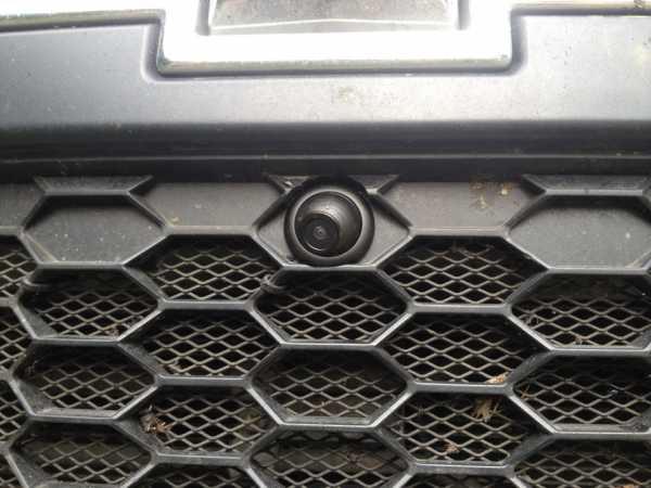 Камеры переднего вида установка – KIA Cerato › Бортжурнал ...
