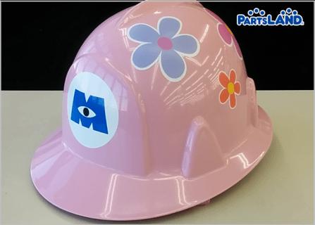 MONSTERS INC Ride & Go Seek! ヘルメット!| ガレージオフ 湘南平塚店