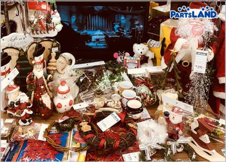 クリスマスグッズ続々♫| オフハウス 相模原田名店