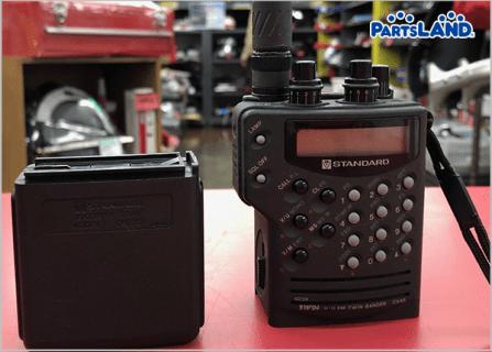 STANDARD VHF/UHF FM TRANSCEIVER C550 スタンダード FMトランシーバー144/430MHz  ガレージオフ 八王子堀之内店