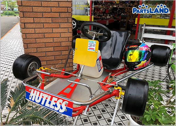 SWISS HUTLESS レーシングカート | ガレージオフ 八王子堀之内店