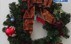 クリスマスリース| オフハウス 三和西橋本店