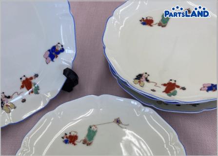 #銘々皿 #小皿 #深川製 #和食器| オフハウス 秦野店