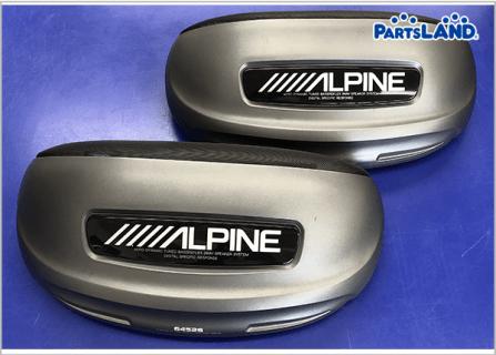 ALPINE アルパイン 6452S 置き型スピーカー  ガレージオフ 湘南平塚店