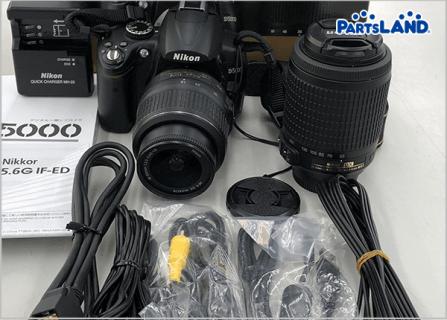 Nikon D5000 セット デジカメセット| オフハウス 湘南平塚店