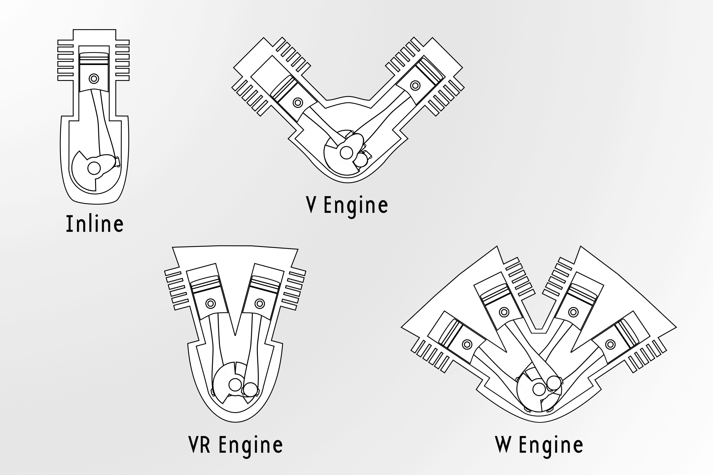 Vr V6 Auto Wiring Diagram Electrical Diagrams Schematic Control V24 Engine Trusted 1999