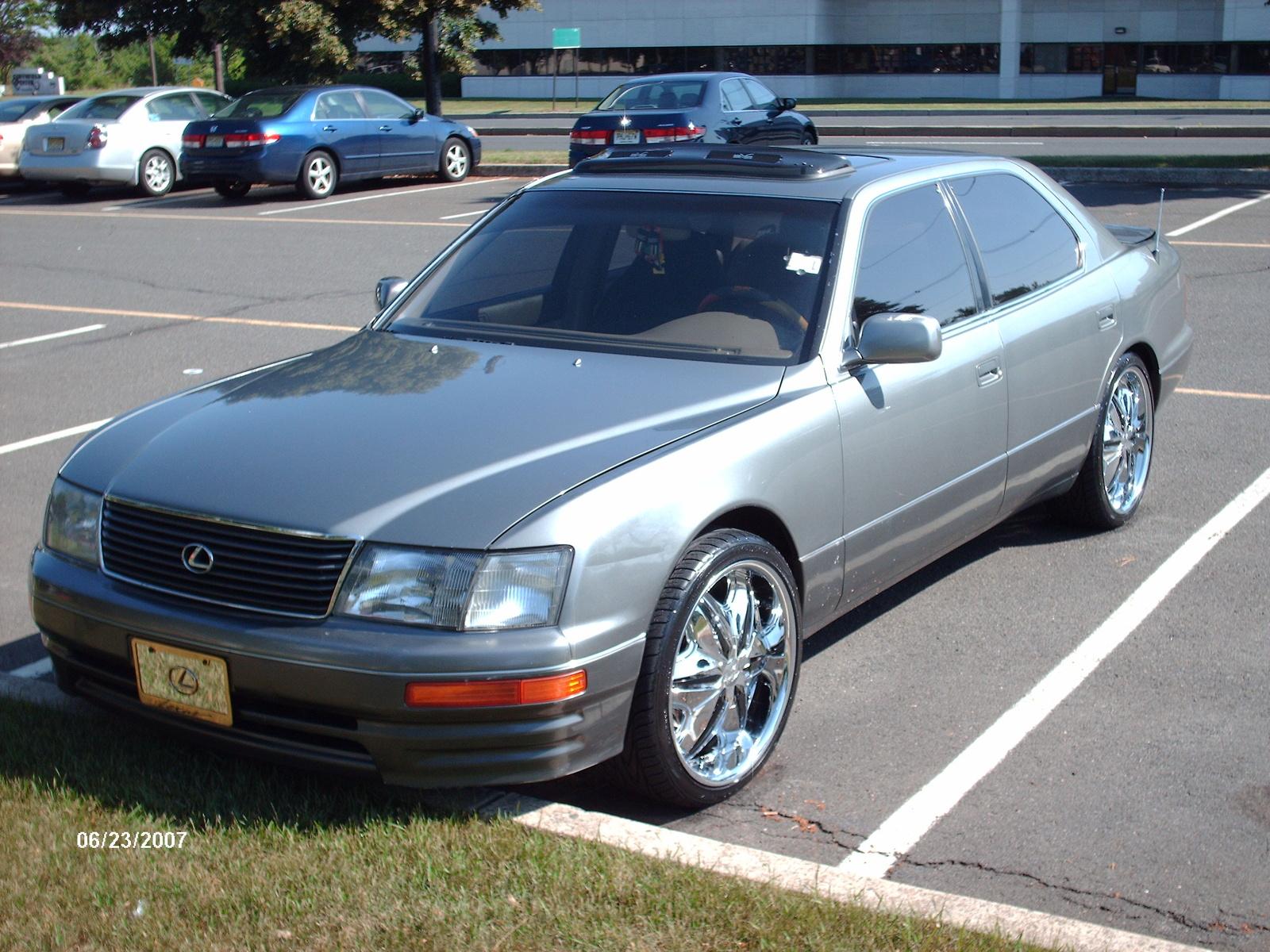 1996 Lexus LS Partsopen