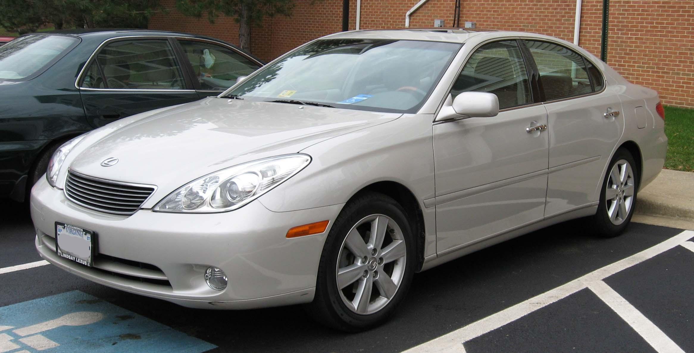2005 Lexus ES 330 Partsopen