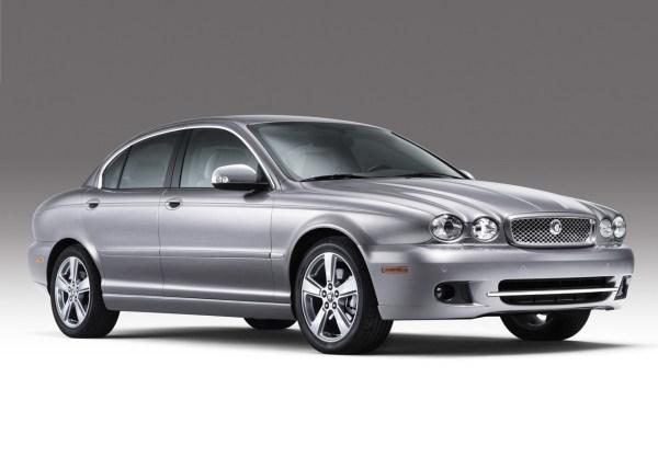 2008 Jaguar X-Type - Partsopen