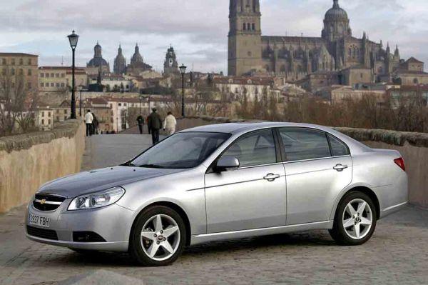 Chevrolet Epica - Partsopen