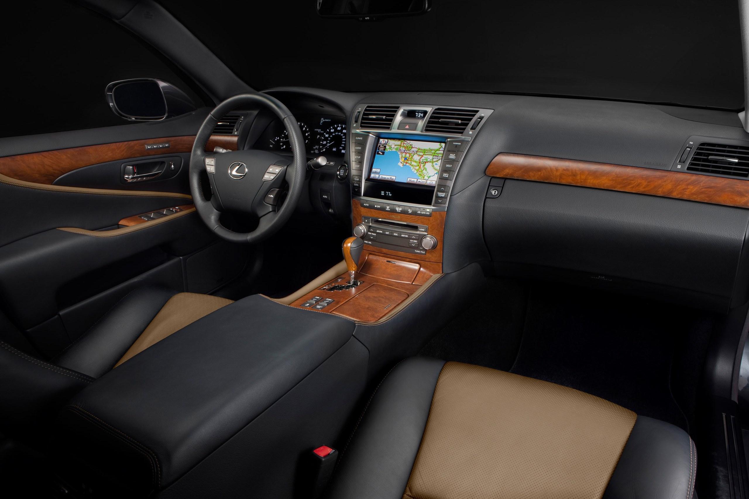 Lexus LS 460 Partsopen