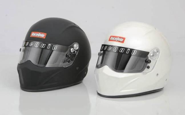 RaceQuip: VESTA15 Snell SA-2015 Full-Face Helmet