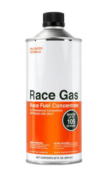 RACE GAS: Race Fuel Concentrate