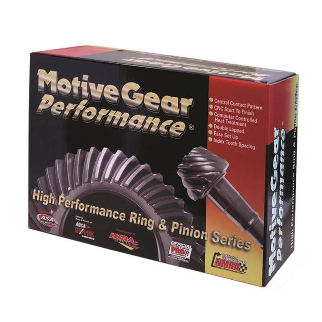 Motive Gear (V888410): 4.10 Ratio Differential Ring and Pinion