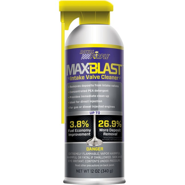 Royal Purple Max-Blast Fuel Intake Cleaner