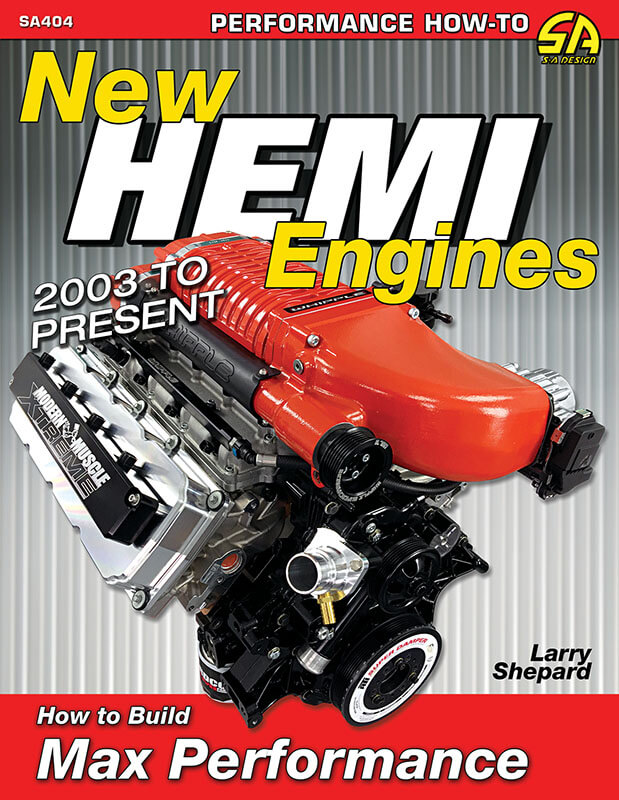 CarTech New Hemi Engines SA 404