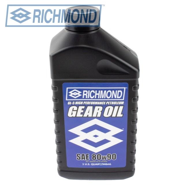 Richmond: GL-5 High-Performance Petroleum Gear Oil