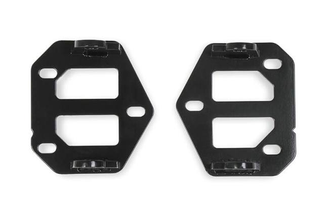 Hooker BlackHeart LS Swap Brackets for GM S-10 and Sonoma