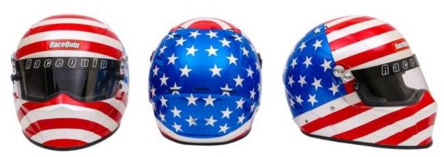 RaceQuip: VESTA15 America Helmet