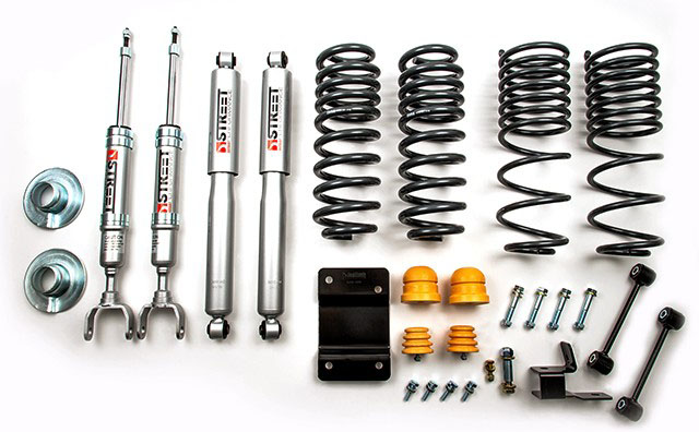 Belltech Lowering Kit for 2009-2018 Ram 1500 4WD 965sp