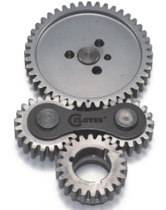 Cloyes: Dual Idler Gear Drives