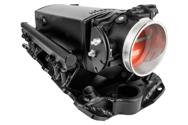 FiTech (38301): Ultra Ram Small-Block Chevy EFI