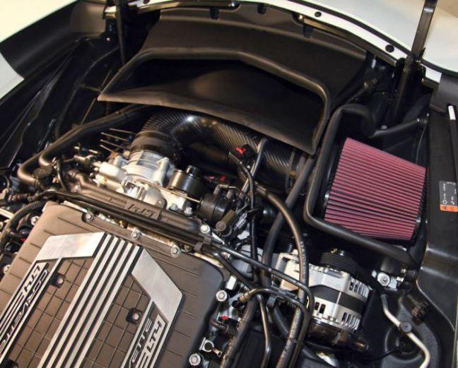 K&N FIPK Performance Air Intake System 57-3090