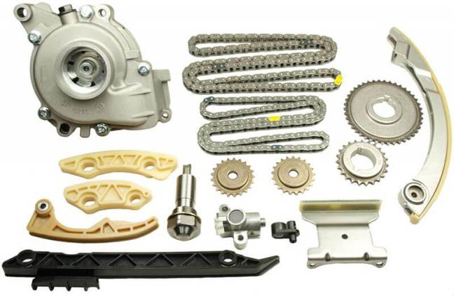 Cloyes Timing Chain Water Pump Kits