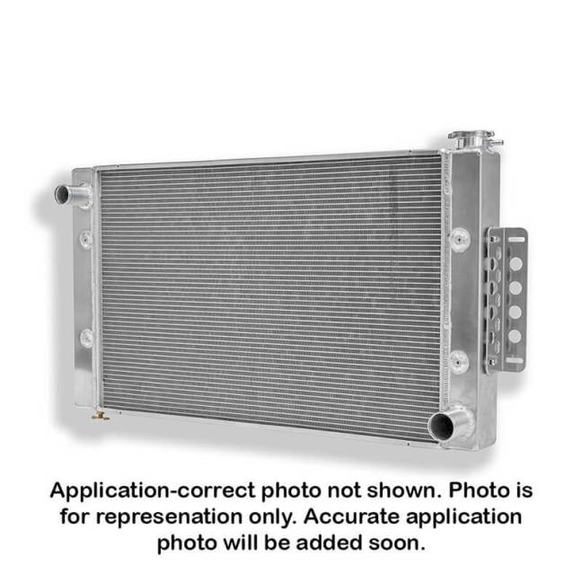 Flex-A-Lite Extruded Core Radiator and Dual Electric Fans for 68-72 Chevelle 316061