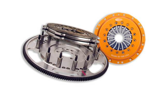 "Centerforce: TRIAD DS Series 8.75"" Triple Disc Clutch"