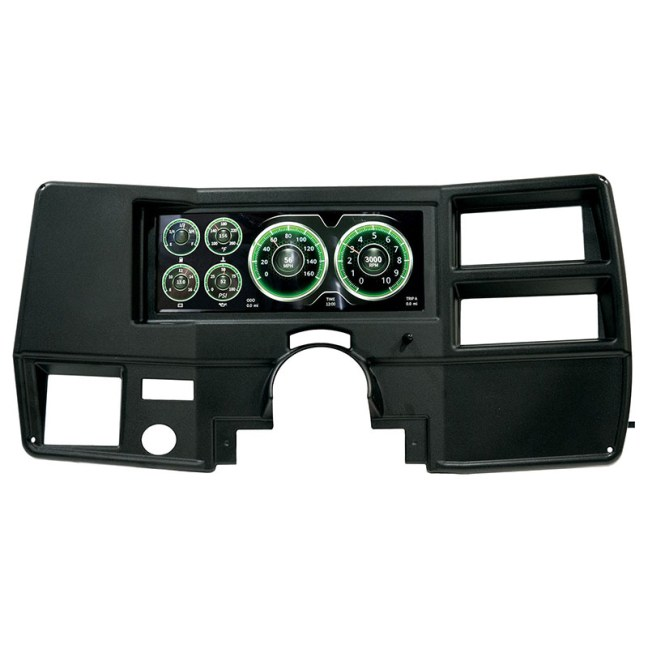 AutoMeter (7004): InVision Digital Dash for '73-'87 Chevy Trucks