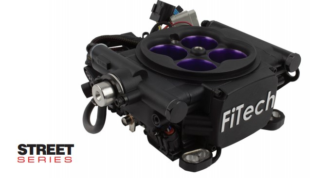 FiTech (30008): MeanStreet 800 HP EFI System